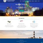 Register of Deeds web design