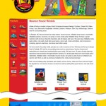 bounce house website