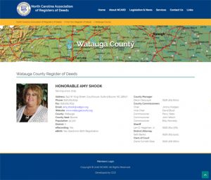 watauga register of deeds