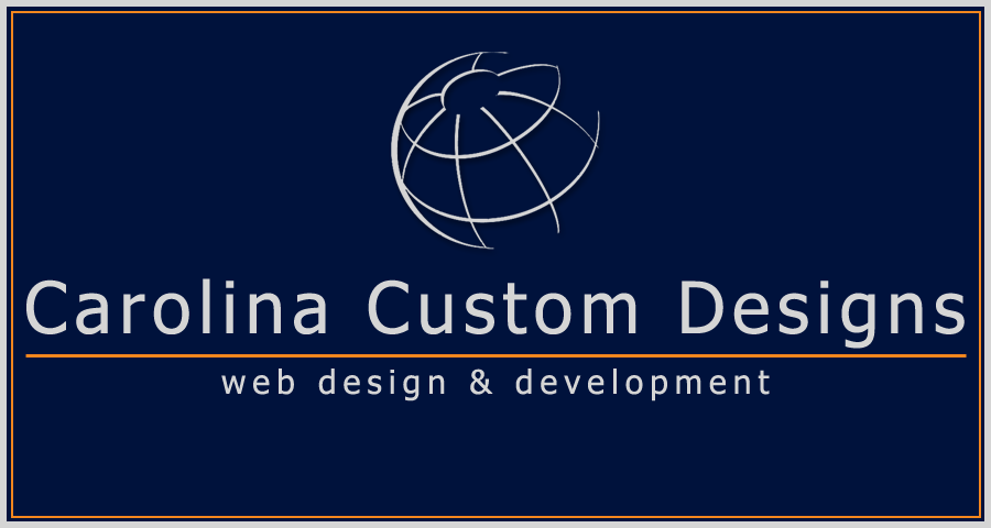 Carolina Custom Designs - SEO, Web Design, eCommerce, Web Hosting
