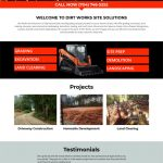dirt works site solutions