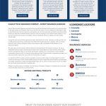 insurance agency design
