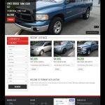 dealership web design