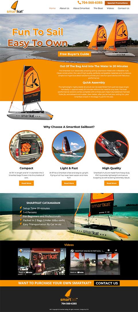 Smartkat Sailing